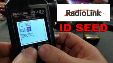 RadioLink Using ID SEED to control 2 different car independently
