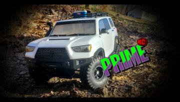 Prime RC: Our new Element Trailrunner project.