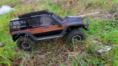 RC Car Review 'Redcat Gen7 Scale Crawler'