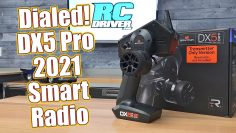 Samlet kontrol! Spektrum DX5 Pro 2021 Oversigt over Smart Telemetri RC Car Radio | RC-driver
