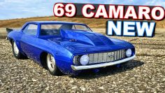 1969 Camaro RC CAR Dragster BEAST! – NEW LOSI '69 Camaro 22s RTR UNBOXING – TheRcSaylors