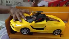 #Unboxing Rc Car #toycar #rccar Fast & Furious Rc Car Unboxing & 测试 | Ride Ons | Kids Cars