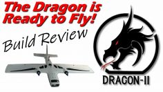 Reptile Dragon II Build Review • Avión FPV RC bimotor
