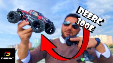 This is Probably the MOST Advanced 1/18 RC Monster Truck in its class!