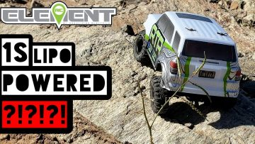 Element Rc Enduro 24 Trailrunner. The Coolest Rc Car. Review and Trail Run.