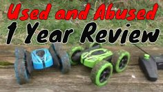 RC Cars, Off Roading mit dem Twister CK Stunt Car