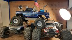 RC Maintenance and Repairs.  Traxxas Stampede 4×4,  Ghepardo JLB, and DHK Zombie.