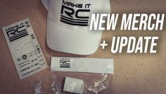 Make It RC March Update: New Merch, Products, Updates, and More