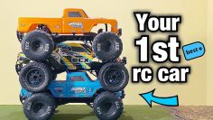 Best RC car for beginners, ECX Monster trucks from Horizon Hobby