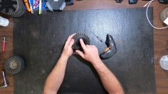 RC Crawler Tire Mod – How to Cut RC Crawler Tires and Foams – Try this before Buying New Tires #rc