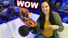 BRAND NEW!!! Axial RBX10 Ryft 1/10 4WD BRUSHLESS Rock Bouncer UNBOXING – TheRcSaylors TheRcSaylors