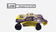 Losi Tenacity TT Pro SCT – review part 2