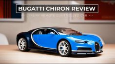 8 Year Old reviews Bugatti Chiron RC Car – AMAZING MODEL!