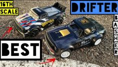 Лучший автомобиль Rc Drifter/Basher 16-й шкалы. УДИ RC 1601.