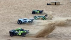 The Fastest RC Sand Drag Race In The World!!