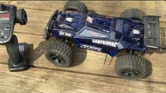 DeeRC 9206E 4WD Rc Car – First Run on the Track