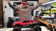 Traxxas Xmaxx open box , This is a MONSTER!