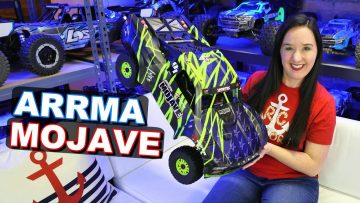 Our NEW MASSIVE Arrma Mojave V2 RC CAR!! – BRUSHLESS 1/7 Scale 6S 4WD Unboxing – TheRcSaylors