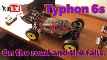 Typhon 6s Goes to Detroit, and Got some new tires, well kind of ?