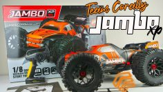 Новые функции 2021 Team Corally JAMBO XP Stunt Truck Unboxing, Detailed First Look, & Quick TEST | Излишний RC