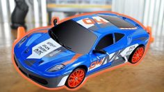 *April Winactie* HB Toys Drift 2 1/24 Schaal RC Drift Car – Unboxing – Review – Giveaway Details