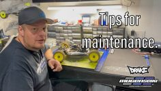 R/C Car Maintenance.
