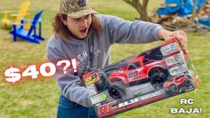 $40 RC BAJA!! WAS IT WORTH IT?!?!