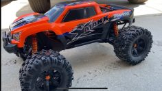 Traxxas X-MAXX Initial Review After 3 Battery Cycles