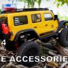 SCX24 JEEP Scale Accessories AdaptivDesigns Ep.7