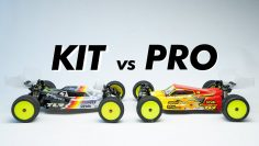 Which RC body looks best?? Kit vs Pro