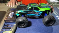 Traxxas Maxx light kit installation