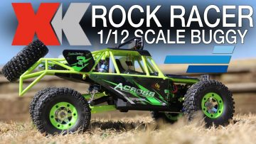 XK Rock Racer 1/12 Scale 4WD Buggy – Motion RC Overview