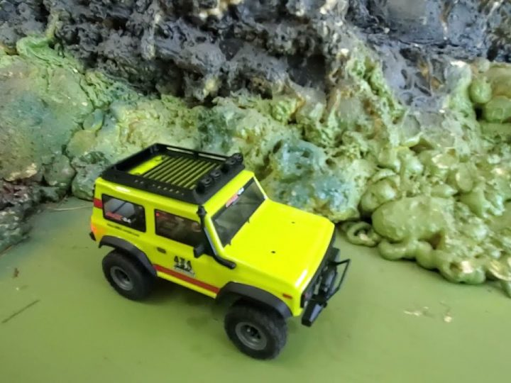 RC Car Review Imex 1/24th Scale Crawlers 'Magruder, Canfield & Tarchee'