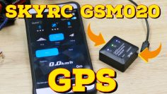 ✅ GPS-RADIOSTYRING | SKYRC GSM020 Bluetooth GPS Speed Meter til RC Car Helicopter Drone