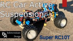RC Car Active Suspension System – Pt2