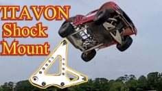 Vitavon Shock Mount on Traxxas UDR Plus Drive!!