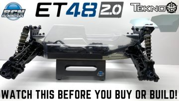 Tekno ET48 2.0 ✌️ In Depth Build Review – Watch THIS before you Buy or Build!
