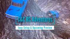 Axial SCX24 – Jeep setup and upcoming preview – C&C RC Adventures