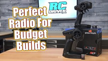 Best Budget Radio For Fun Kits & Beyond! Spektrum SLT3 RC Car Transmitter Overview | Sterownik RC