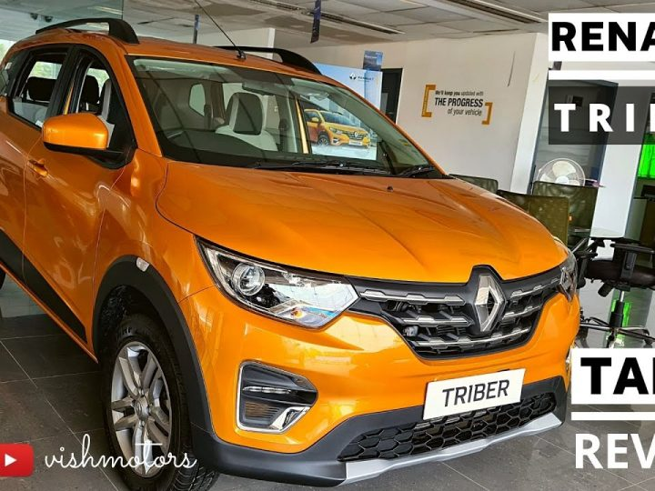 Renault Triber 2021 Tamil Review | 7 seater car at lowest Price | Vish Motors
