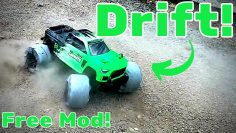 RC Car Drift Tire Mod*Gratuit!*