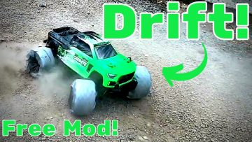 RC Car Drift Opona Mod* Za darmo!*