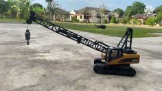 Huina (1998 1572 RC crawler Crane review