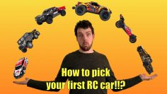 How to pick your first RC car!? (or second)