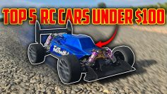 Κορυφή 5 BEST RC Cars UNDER $100