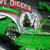 Hot Wheels Monster Jam Grave Digger 25TH Anniversary recenzja