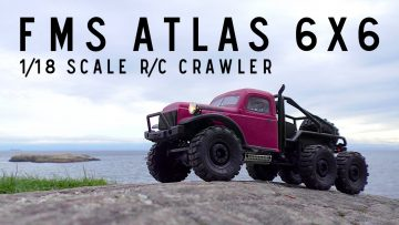 FMS Atlas 6×6 (Product Review)
