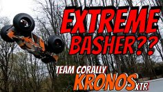 IS THIS RC CAR EXTREME?? TEAM CORALLY KRONOS XTR