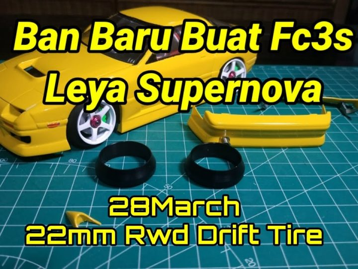 BEST TIRES FOR 1/24 RC DRIFT RWD
