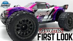 Novi!! Arrma Vorteks 4️⃣x4️⃣ – 1/10th Scale Stadium Truck RTR – FIRST LOOK